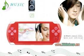 Máy MP5 PSP 4GB Chơi game ,xem.. - 1 - Công Nghệ - Điện Tử
