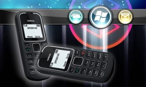 Điện thoại NOKIA 1280 Sành điệ..