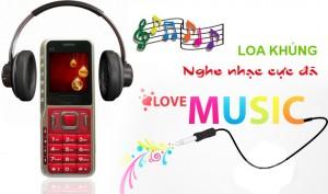 HOT Điện thoại Mini A6 siêu Ho..