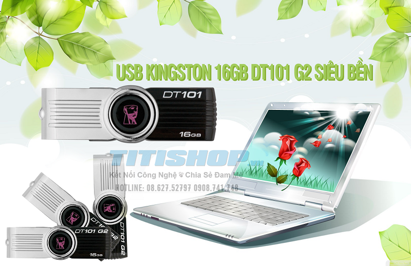 Deal1.vn - USB 16G KINGSTON Bh 24 thang