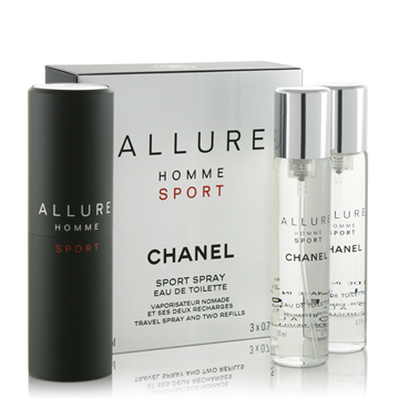 Deal1.vn - Nuoc hoa Chanel Allure Hommer sport 3 chai x 15ml