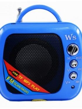 Wster WS 575 - Loa di động (XANH) - WS 575