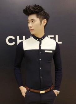 Áo sơ mi nam Kiểu dáng HÀN QUỐC thời trang SM10