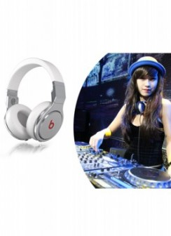 Deal1.vn - Tai nghe BEATS PRO HD By DrDre XOAY NGHE CUC HAY