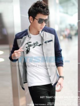 Aó khoác Nam thời trang RUBI NEW 2014(