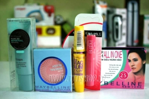 Deal1.vn - Bo 5 san pham Maybelline new 2..