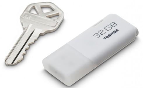 USB TOSHIBA 32 GB Chính hãng Đ..