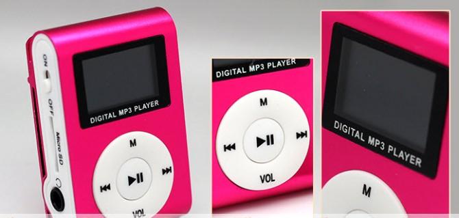 HOT MP3 MÀN HÌNH HIỆN THỊ +THẺ..