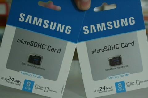 Thẻ Nhớ Micro SD Samsung 8GB F..