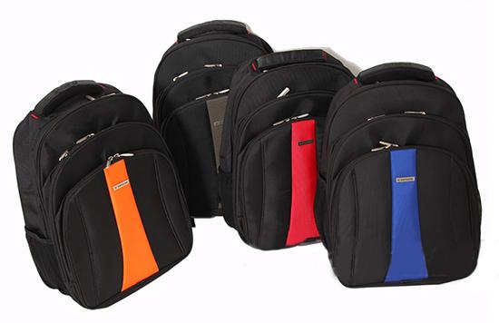 HOT Balo Laptop cao cấp 3 Ngăn SAMSONITE - Chất liệu vải dù cao cấp, chống sốc laptop hiệu quả cùng thiết kế 3 ngăn tiện lợi, kiểu dáng đơn giản, với 4 màu sắc cho bạn lựa chọn