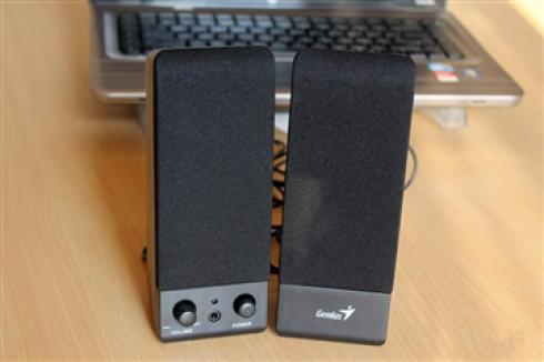 Speaker Genius S110 loa máy tí..