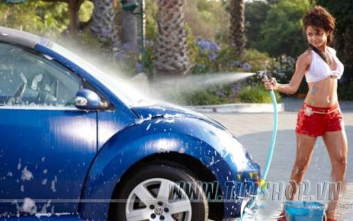 Vòi rửa xe đa năng tiện lợi