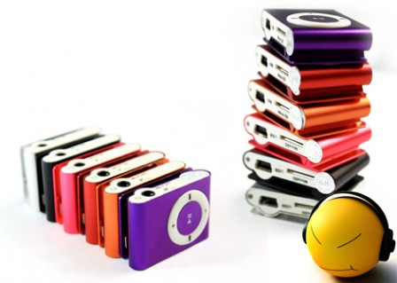 HOT Máy Nghe Nhạc MP3 iPod + T..