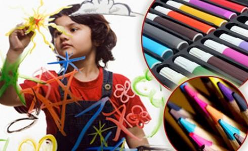 HOT Bộ bút chì màu 86 món CHO ..