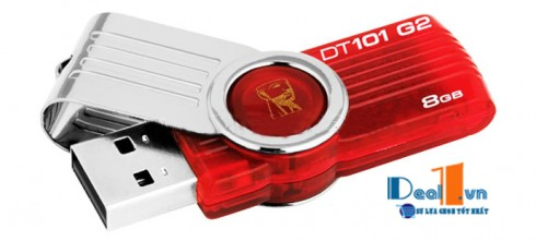 HOT USB Kingston 8Gb chỉ 135.0..