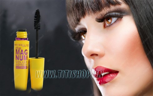 Mascara Maybelline tiện dụng
