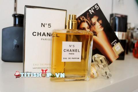 Nước hoa Chanel No.5 Eau De Pa..