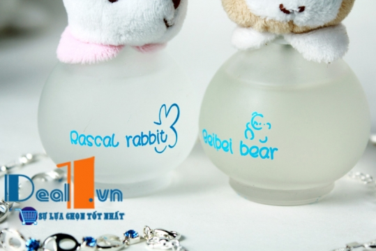 Nước hoa Bear Rabbit 50ml phon..