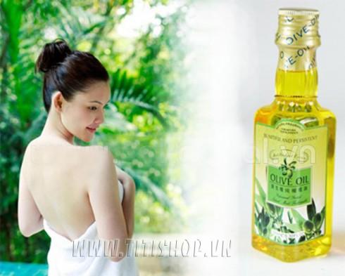 Tinh dầu massage Oliu 150ml gi..