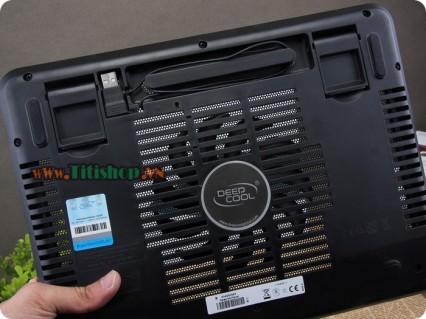 Fan tản nhiệt laptop cao cấp N..