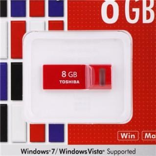 Usb Toshiba mini 8G Thế hệ mới..