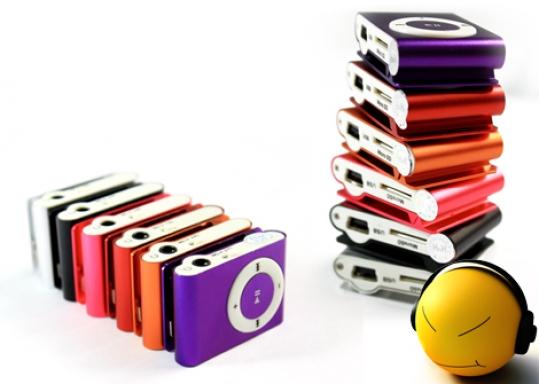 Máy Nghe Nhạc MP3 iPod và Thẻ ..