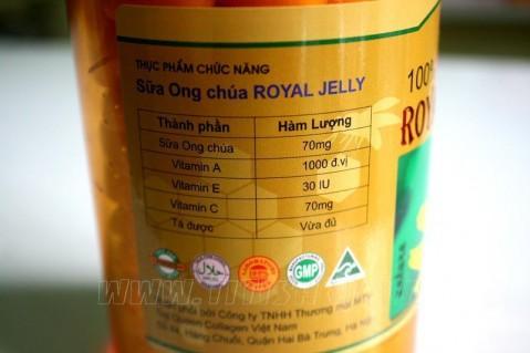 Sữa ong chúa COSTAR Royal Jell..