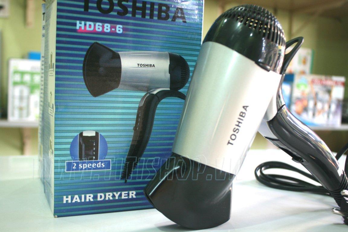 Tự Tin Tạo Phong Cách Với Mái Tóc Trẻ Trung Cùng Máy Sấy Tóc TOSHIBA HD68-6 SÀNH ĐIỆU sản phẩm cực kỳ hữu ích và tiện dụng.