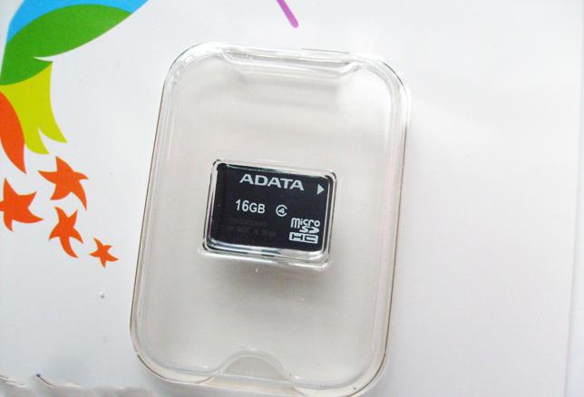 Thẻ nhớ 16 Gb ADATA Class 4 chính hãng