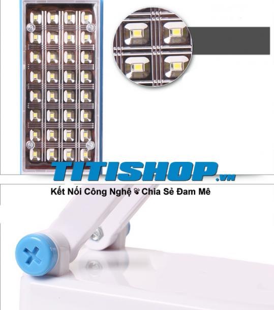 Đèn led để bàn siêu sáng 32 led