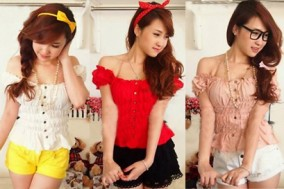 Deal 14 - AO ROT VAI TAY NHUN TT506