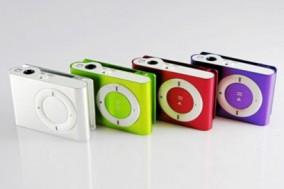 Deal 14 - MAY NGHE NHAC MP3 IPOD DT039
