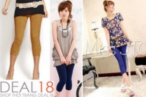 Deal 18 - Quan Legging Lung Cotton W041
