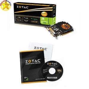 Card Màn Hình Rời ZOTAC GeForce GT 420 Synergy Edition 1GB
