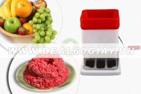 Máy Xay Thịt Cầm Tay - Đồ Dùng Nhà Bếp - Đồ Dùng Nhà Bếp