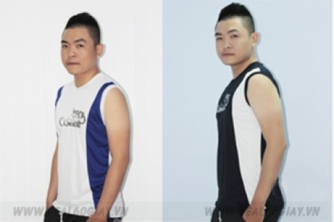 Combo 2 áo thể thao bóng rổ - Quần Áo