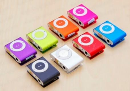 Máy nghe nhạc MP3 8Gb - Công Nghệ - Điện Tử