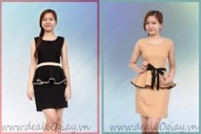 Đầm Đa Năng 3 Kiểu Thời Trang
