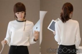 Deal 60 Giây - Ao so mi Moshi Han Quoc