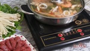 Bếp điện quang Panasonic tiện dụng giá rẻ bất ngờ chỉ có tại deal99.net