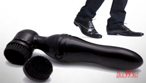 Máy đánh giày cầm tay tiện dụng