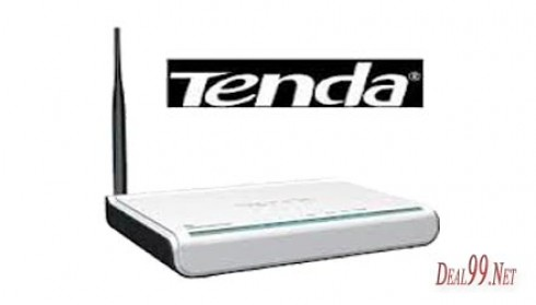 Modem phát Wireless 150M chuẩn N311 - Tenda
