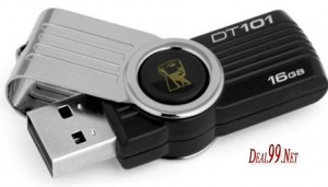 Deal 99 - USB Kingston chinh hang gia soc bao hanh 24T