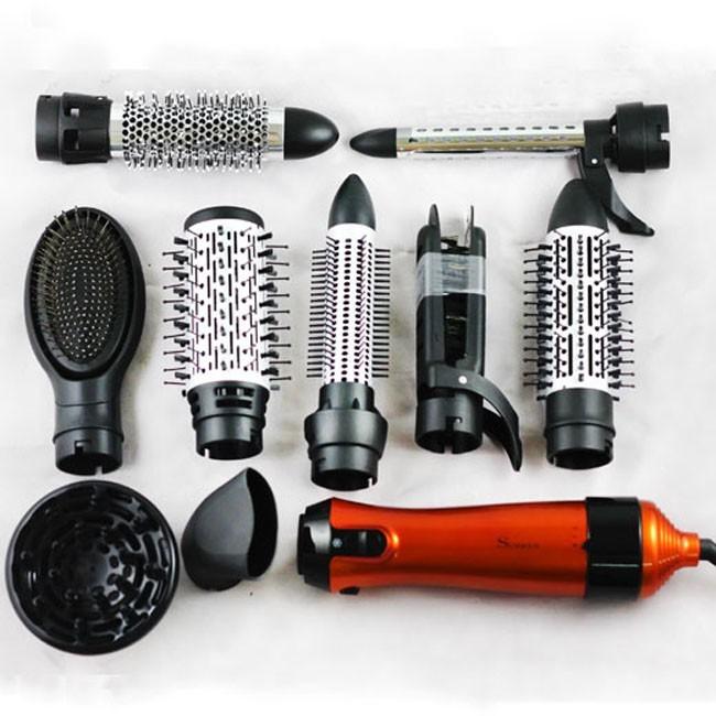Máy uốn duỗi tóc đa năng HB–823