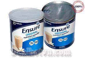 Deal Hot VN - Sua Bot Ensure Nutrition Powder 397g - Abbott Hoa Ky Cung Cap 24 Loai Vitamin Va Khoang Chat Thiet Yeu Bo Sung Giua...