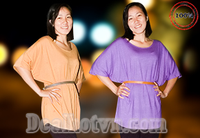 Deal Hot VN - Tre Trung, Ca Tinh Voi Ao Thun Form Rong Oversize Ket Hop Quan Legging – Chat Lieu Thun 100% Cotton , Thoang Mat,...