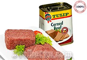 Deal Hot VN - PATE TULIP CORNED BEEF 340G - PHAP