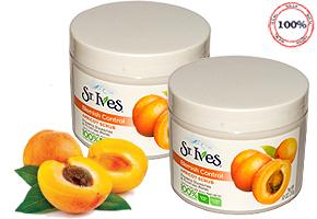 Deal Hot VN - Kem tay te bao chet mat va toan than huong mo St.Ives Blemish Control Apricot Scrub 283g hang nhap truc tiep tu...