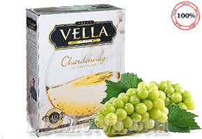 Deal Hot VN - Hop Ruou Vang Vella Chardonnay Of California - My