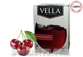 Deal Hot VN - Hop Ruou Vang Vella Cabernet Sauvignon New Look California Table Wine 5 lit - hang nhap tu My huong vi nong nan,...